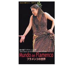 ビデオ Mundo del Flamenco フラメンコの世界<br>2000円 VHSビデオ/カラー/82分